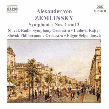 Çeşitli Sanatçılar: Zemlinsky: Symphonies Nos. 1 & 2 - CD