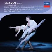 Richard Bonynge, Orchestra of the Royal Opera House, Covent Garden: Massenet: Manon - CD