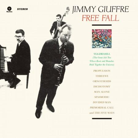 Jimmy Giuffre: Free Fall - Plak