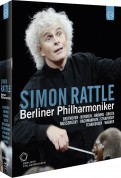Sir Simon Rattle, Berliner Philharmoniker: Simon Rattle and the Berliner Philharmoniker - BluRay