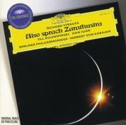 Berliner Philharmoniker, Herbert von Karajan: Strauss, R: Also Sprach Zarathustra - CD