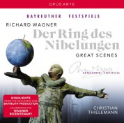Wagner: Der Ring des Nibelungen - Great Scenes - CD
