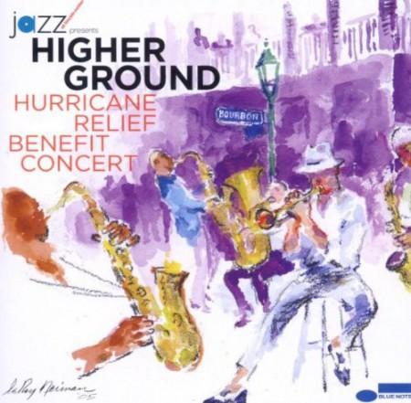 Çeşitli Sanatçılar: Higher Ground - Hurricane - CD
