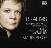 Brahms: Symphony No. 2 / Hungarian Dances - CD
