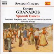 Salvador Brotons: Granados: Spanish Dances (Orch. Ferrer) - CD