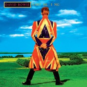 David Bowie: Earthling - CD