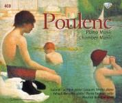 Gabriel Tacchino, Yehudi Menuhin, Jacques Fevrier, Pierre Fournier, Robert Casier, Gerard Faisandier: Poulenc: Piano Music, Chamber Music - CD