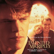 Gabriel Yared: The Talented Mr. Ripley (Limited Numbered Edition - Transparent Vinyl) - Plak