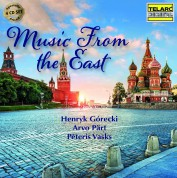 Atlanta Symphony Orchestra, Donald Runnicles: Music from East - CD
