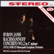 Minneapolis Symphony Orchestra, Antal Doráti: Rachmaninov: Piano Concerto No. 2 - Plak