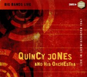 Quincy Jones & And His Orchestra: Live In Ludwigshafen 1961 - CD
