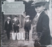 Volbeat: Rewind, Replay, Rebound (Limited Deluxe Edition) - CD
