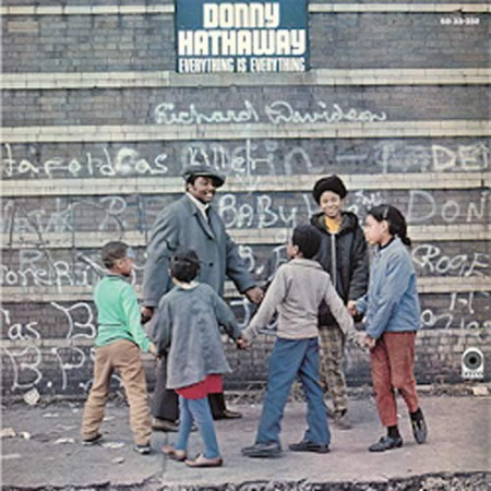 Donny Hathaway: Everything Is Everything - Plak