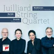Juilliard String Quartet: Beethoven / Bartok / Dvorak - CD