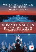 Wiener Philharmoniker, Valery Gergiev, Jonas Kaufmann: Summer Night Concert 2020 - DVD