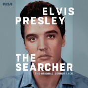 Elvis Presley: The Searcher (Soundtrack) - CD