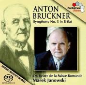 Marek Janowski, Orchestre de la Suisse Romande: Bruckner: Symphony No. 5 - SACD