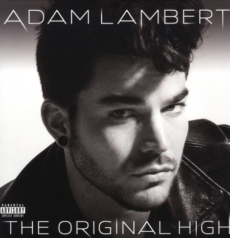 Adam Lambert: The Original High - Plak