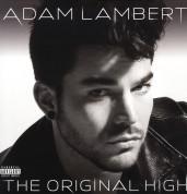 Adam Lambert: The Original High - Plak