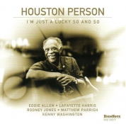 Houston Person: I'm Just A Lucky So And So - CD