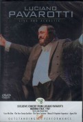 Luciano Pavarotti: Live And Acoustic - DVD