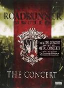 Çeşitli Sanatçılar: Roadrunner United - The Concert - DVD