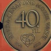 Çeşitli Sanatçılar: SCAMV 40. Yıl (1973-2013) - CD