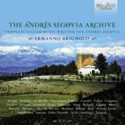 Ermanno Brignolo, Orchestra del Conservatorio di Alessandria, Paolo Ferrara: The Andrés Segovia Archive - CD