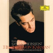 Berliner Philharmoniker, Herbert von Karajan: Beethoven: 9 Symphonies - Karajan (1963 Remastered) - CD