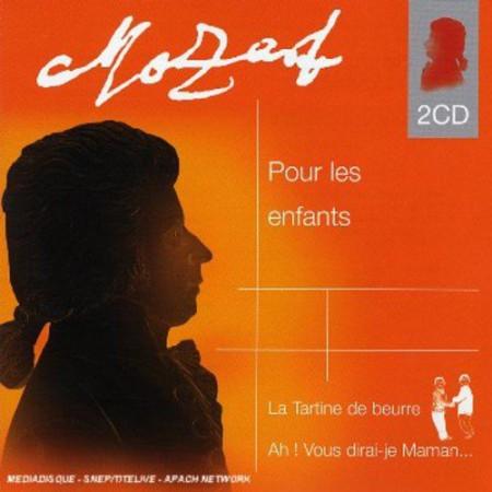 Çeşitli Sanatçılar: Mozart Pour Les Enfants - CD