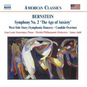 Bernstein: Symphony No. 2 / West Side Story - CD