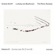 András Schiff: Ludwig van Beethoven: The Piano Sonatas, Volume IV - CD