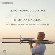 Christian Lindberg, Oslo Philharmonic Orchestra, Peter Rundel: Dedicated to Christian Lindberg - SACD