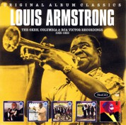 Louis Armstrong: Original Album Classics: The Okeh, Columbia & RCA Victor Recordings 1925-1933 - CD