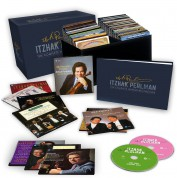 Itzhak Perlman: The Complete Warner Recordings - CD