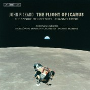 Christian Lindberg, Norrköping Symphony Orchestra, Martyn Brabbins: Pickard: Icarus - CD