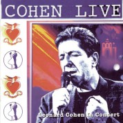 Leonard Cohen: Cohen Live In Concert - CD