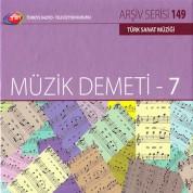 Çeşitli Sanatçılar: TRT Arşiv Serisi 149 - Müzik Demeti 7 - CD