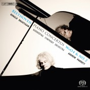 Ronald Brautigam, Norrköping Symphony Orchestra, Andrew Parrott: Beethoven: Piano Concertos WoO4 and No. 2 - SACD