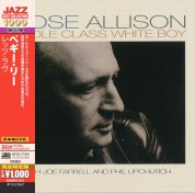 Mose Allison: Middle Class White Boy - CD