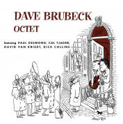 The Dave Brubeck Octet - Plak