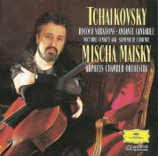 Mischa Maisky, Orpheus Chamber Orchestra: Tchaikovsky: Rococo Variations - CD