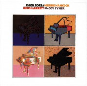Chick Corea, Herbie Hancock, Keith Jarrett, McCoy Tyner: Chick Corea / Herbie Hancock / Keith Jarrett / McCoy Tyner - CD