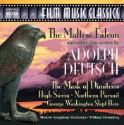 Deutsch: Maltese Falcon and Other Classic Film Scores (The) - CD