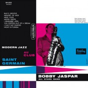 Bobby Jaspar: Modern Jazz au Club Saint Germain - Plak
