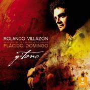 Rolando Villazón, Plácido Domingo, Orquesta de la Comunidad de Madrid: Rolando Villazón - Gitano - CD