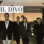 Il Divo: Siempre - CD