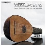 Jakob Lindberg: Weiss: Lute Music 1 - CD