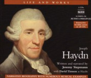 Jeremy Siepmann: Life and Works: Haydn - CD