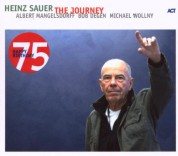 Heinz Sauer, Albert Mangelsdorff Quintet: The Journey - CD